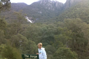 The Gorge at Mt Buffalo