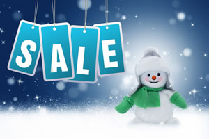 Snow Sales throughout Australia